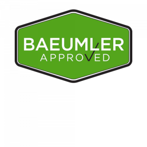 Baeumler Approved Logo and certification
