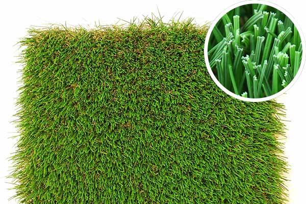 Our Spring Pro artificial grass comes with a 4 tone blade design, which looks and feels more realistic than any other brand currently on the market.
