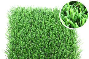 Park Royal artificial grass with vibrant colors.