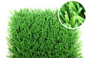 The Classic artificial grass is one of our most vibrant and eye-catching synthetic grass products on the market.